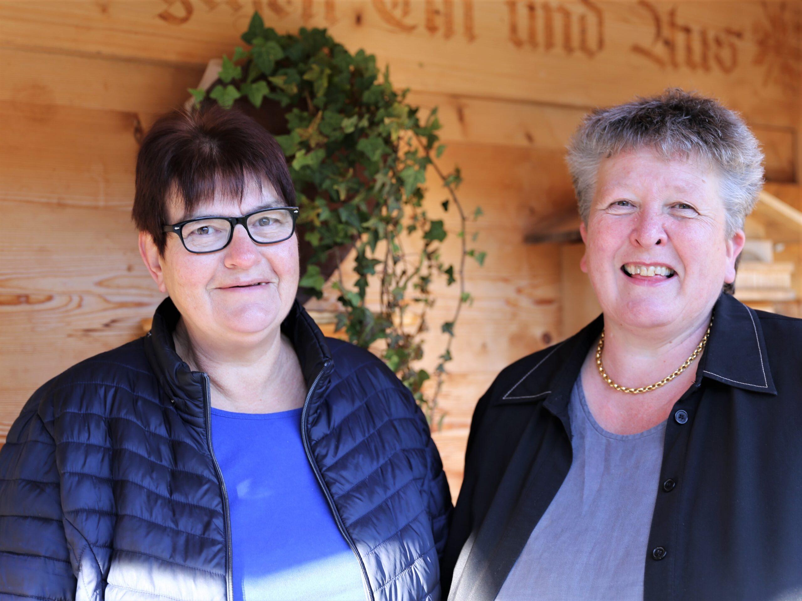 Käthi Wittwer & Ursula Neuenschwander